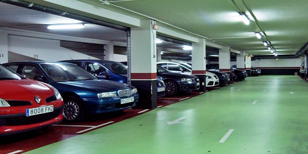 Garaje - Garaje de coches ...